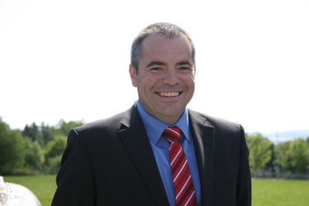 Karl Högen, CEO Witron Nordamerika / Foto: WITRON