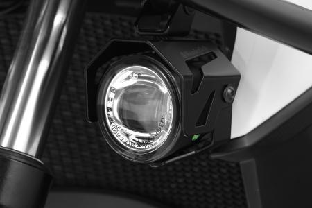 Wunderlich »ATON« LED auxiliary headlight - black