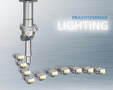 Praxisseminar ViscoTec zum Thema Lighting