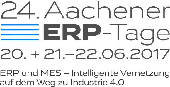 Mattern Consult GmbH ist auch in diesem Jahr als Aussteller auf den Aachener ERP-Tagen.
