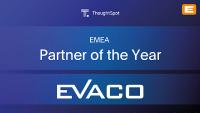 ThoughtSpot Award - Partner of the year 2020 in EMEA
