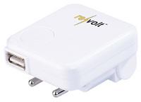 Revolt USB Reise-Adapter 110V-240V