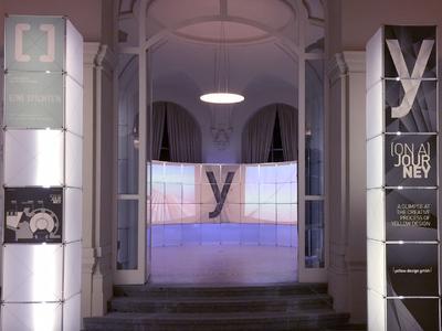 yd Eingang Ausstellung