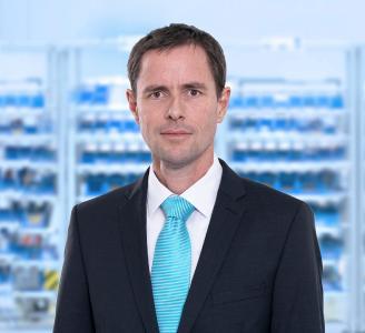 Jürgen Wilde, the new Member of the Managing Board of Scheugenpflug AG Picture: Scheugenpflug AG