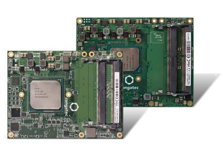 congatec Aerospace Edge Server Platform