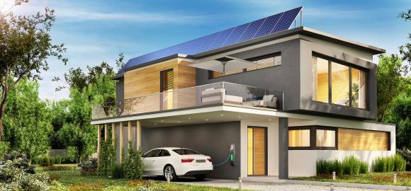 Die Ladestation von myGEKKO lässt sich problemlos in das Energiemanagement integrieren.