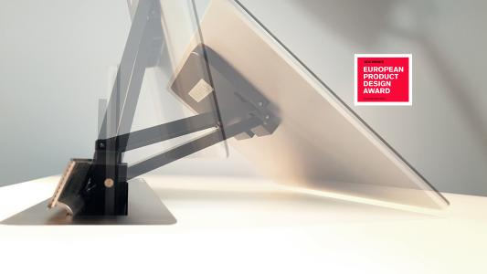 Versenkbarer FOLD! von ELEMENT ONE gewinnt European Product Design Award 2020