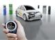 AllCharge charging system: Continental presents the new AllCharge charging technology for quick, wired charging and a complete charging system for convenient wireless charging / Picture: © Continental AG