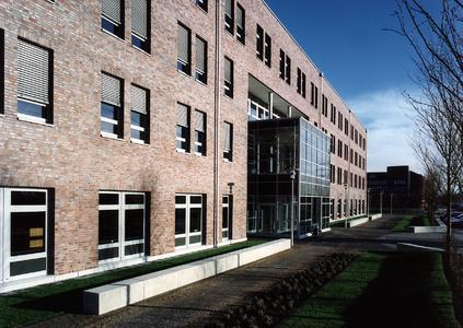 Ratiodata-Firmensitz in Münster