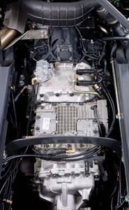 Antriebsstrang Renault HYBRYS