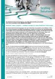 [PDF] Pressemitteilung: Abdichten, kleben, vergießen - vielfältige Lösungen für unterschiedlichste Anwendungen