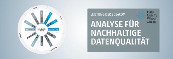 Analyse für nachhaltige Datenqualität