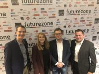 """Internet of Dental Things"": W&H recognized at FutureZone Award 2019"