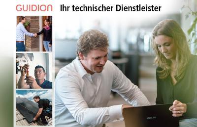 Guidion - Ihr technischer Dienstleister