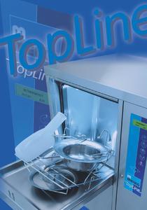 Modernste Reinigungs-und Desinfektionstechnologie - MEIKO Topline