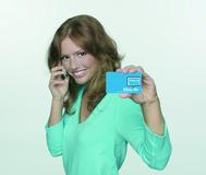Sei schlau telefonier blau