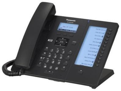 STARFACE verstärkt die Zusammenarbeit mit Panasonic. Die Panasonic Terminals KX-HDV130, KX-HDV230 und KX-TPA65 wurden in die UCC-Plattform STARFACE integriert und unterstützen dank Zero-Touch-Provisionierung alle Komfort-Merkmale von STARFACE. Im Bild das KX-HDV230