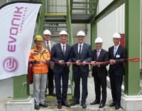 Evonik boosts capacity for special silicas at its Rheinfelden site