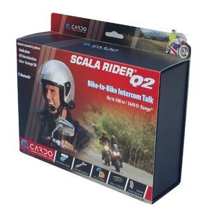 Cardo scala-rider Q2, Packshot geschlossen