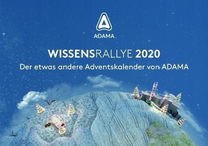 Keyvisual_ADAMA_Wissensrallye_2020