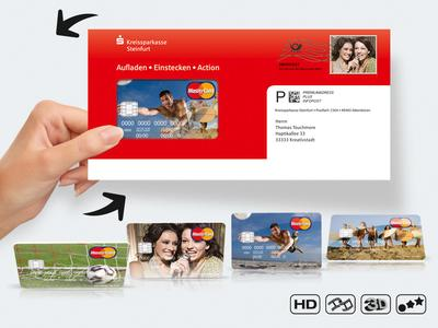 Erfolgreiches Mailing der Sparkasse Steinfurt