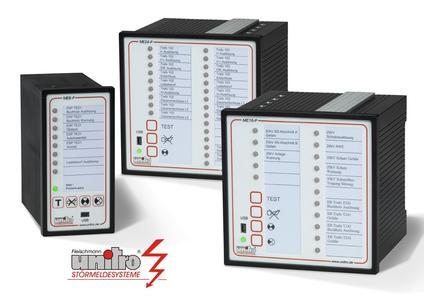 Dank IEC 61850 Protokoll und der innovativen Prozessortechnologie sind die neuen Gefahrmeldemodule ME-P logic zukunftssicher