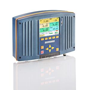 Multi-channel, multi-parameter measuring and control system DULCOMARIN® II for low-cost control of up to 16 circuits. The functions provided by soft PLC have now been added and include, for example, the ability to control flaps for filter backwashing