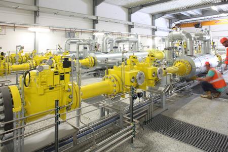 Gasübernahmestation Waltersdorf