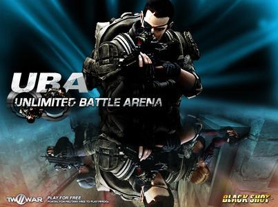 BlackShot Europa - Unlimited Battle Arena