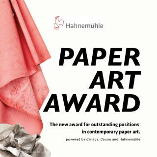Paper Art Award – Hahnemühle encourages contemporary paper art with prize and museum