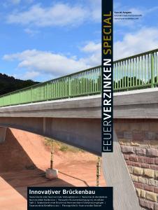"""Special """"Innovativer Brückenbau mit feuerverzinktem Stahl"""" zum Download"""