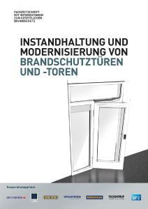 Titelbild Brandschutz Whitepaper. Fotos: GEZE GmbH