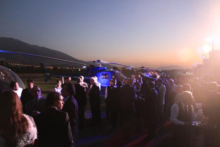 "Eurocopter Chile S.A. celebrates 10 years ""Ever higher together"""