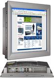 Kompakter Touch-Panel-PC mit 17