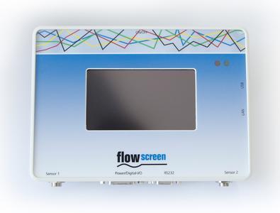 Der flowscreen von ViscoTec wurde speziell für die Prozessüberwachung in der Serienfertigung entwickelt.
