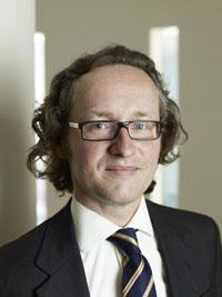 Rainer Mehl, Senior Vice President, Manufacturing Consulting bei NTT DATA