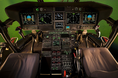 Eurocopter and Helibras Announce the First Flight Simulator for helicopters in Latin America