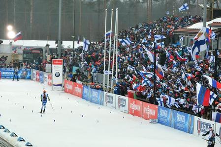 47. IBU Biathlon-Weltmeisterschaften im finnischen Kontiolahti