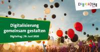 """Am 19. Juni 2020 findet der erste Digitaltag der Initiative """"Digital für alle"""" statt. (Bildquelle:  DFA Digital für alle GmbH"""""""