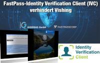 IVC Client der FastPassCorp verhindert nachhaltig Vishing-Attacken