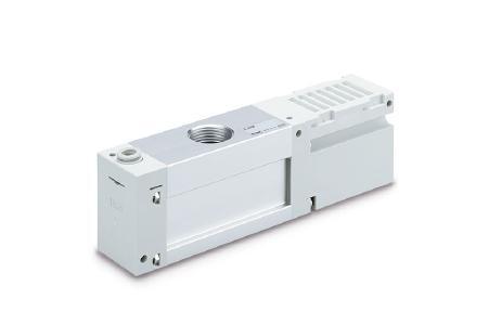 Die gewicht- und energiesparenden sowie gleichzeitig saugstarken Mehrstufen-Vakuumerzeuger der Serie ZL3 steigern die Effizienz zahlreicher Vakuum-Anwendungen, Foto: SMC Deutschland GmbH