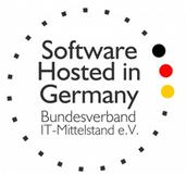 "Gütesiegel ""Software Hosted in Germany"" für Fasihi"