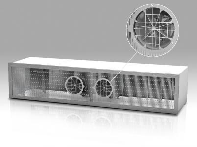 Das neue Edelstahlgitter bietet privaten Nutzern der Turbinenschwimmanlage HydroStar von BINDER noch besseren Schutz