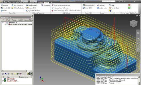 Autodesk Inventor 2014's user interface / Autodesk