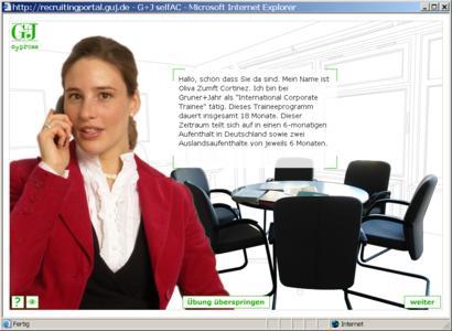 Screenshot CyPRESS