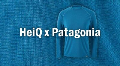 HeiQ and Patagonia expand their partnership with HeiQ Fresh Tech