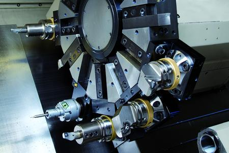 Using conversions from MAPAL, HSK-T technology can be used on existing lathes and turning-milling centres.