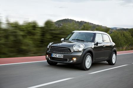 MINI Countryman: MINI announces prices for the brand's first crossover model
