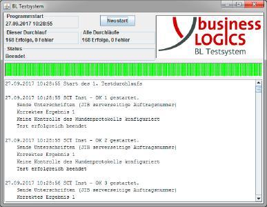 BL Testsystem