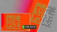 Auslesen von 3D-DataMatrix